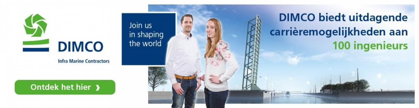 Advertentie mogelijkheden - billboard Dimco